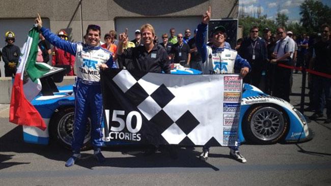 Pruett e Rojas scrivono la storia della Ganassi Racing