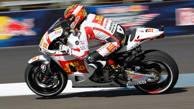 Bautista vuole confermarsi competitivo a Brno
