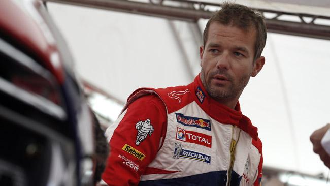 Germania, Shakedown: Loeb davanti a tutti