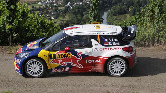Germania, PS1: Loeb inizia con il piede giusto