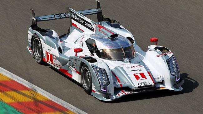 Audi al top nelle prime libere a Silverstone