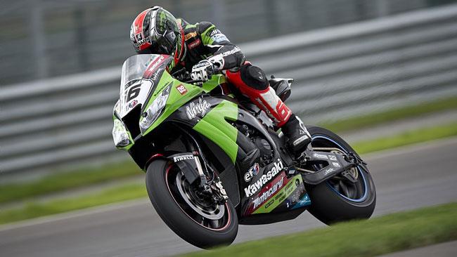 Sykes ha rinnovato con la Kawasaki per il 2013