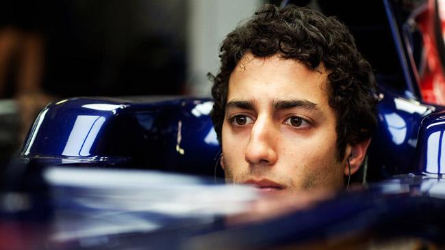 Ricciardo in video chat per Red Bull prima di Monza