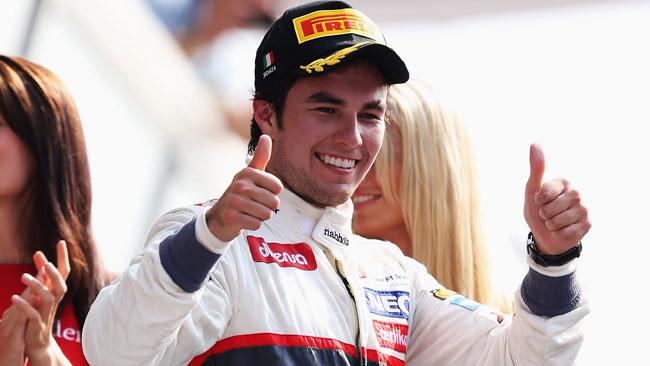 Ufficiale: la McLaren ha ingaggiato Sergio Perez!