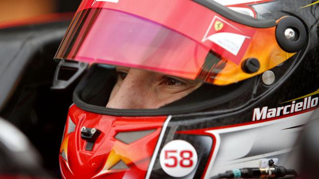Marciello resiste a Juncadella e si impone in gara 1