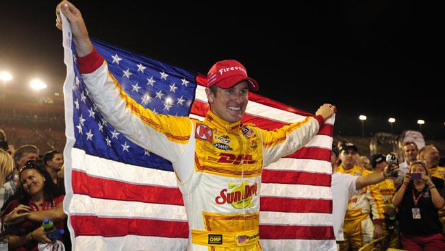 Ryan Hunter-Reay invitato alla Race of Champions