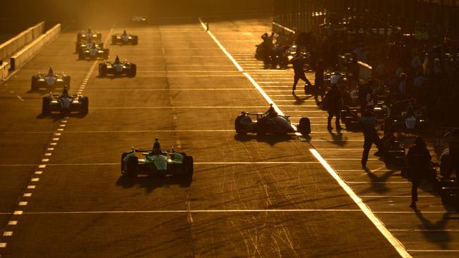 La Indycar riduce i test per la stagione 2013