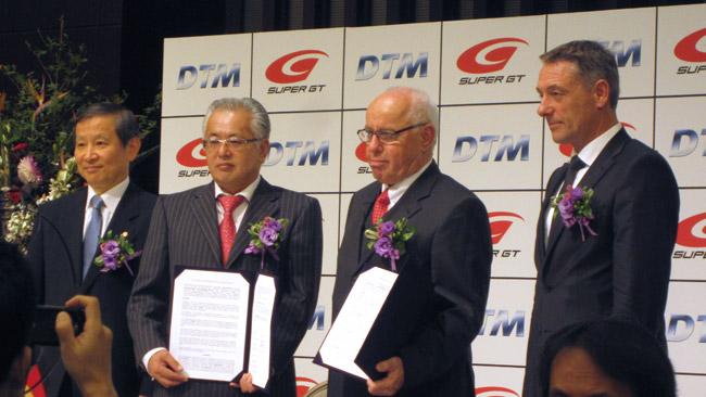 DTM e Super GT unificano i regolamenti dal 2014!