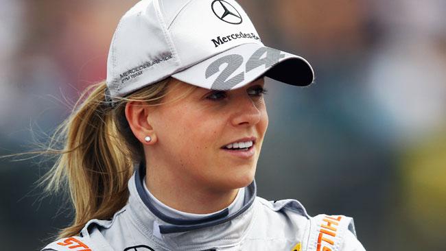 Susie Wolff lascia il DTM a fine stagione
