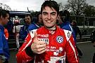 Jack Harvey ai test di Jerez con la Carlin