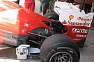 Ferrari: i piloti hanno già scelto l'ala dietro da usare