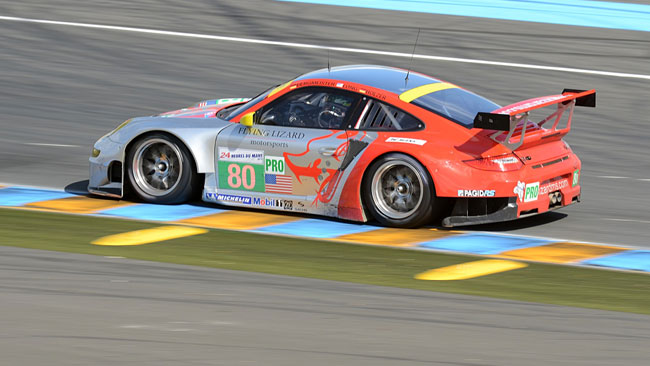 La Porsche chiude il programma ufficiale nella ALMS
