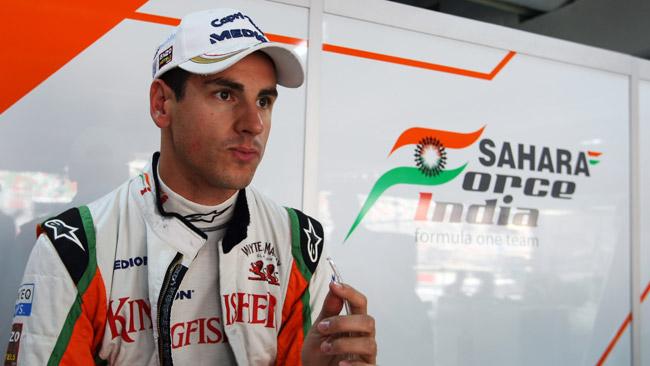Mallya riapre le porte della Force India ad Adrian Sutil