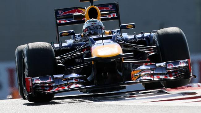 Abu Dhabi, Libere 2: Vettel torna in cattedra