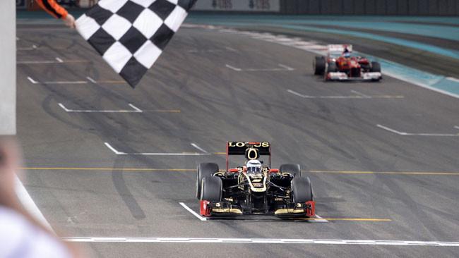 Ferrari: l'incubo Lotus si è materializzato di nuovo