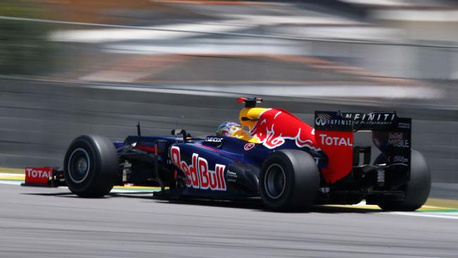 Sebastian Vettel teme un clima troppo mutevole