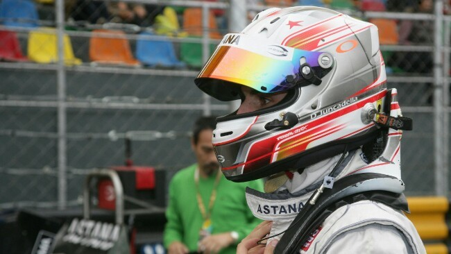 Daniel Juncadella proverà la Mercedes a Valencia