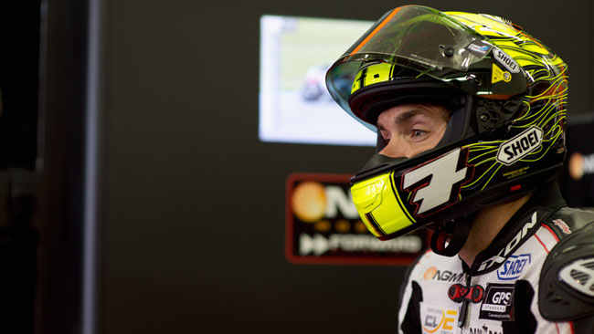 Chris Vermeulen torna in MotoGp con la Ioda?