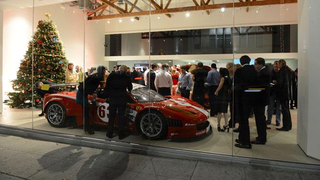 Balzan guida un equipaggio tutto italiano a Daytona