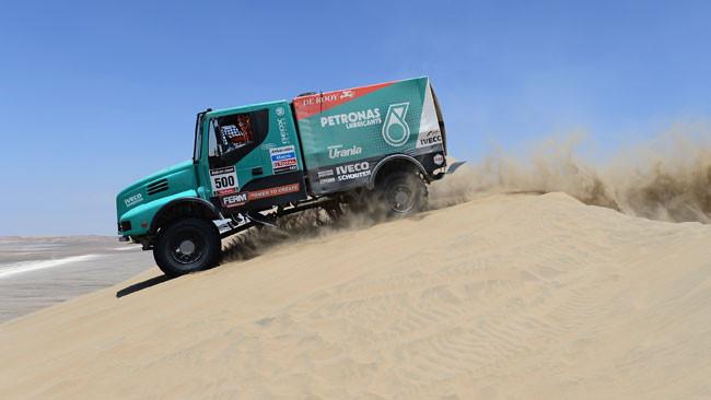 Dakar, 2° Tappa: de Rooy concede il bis