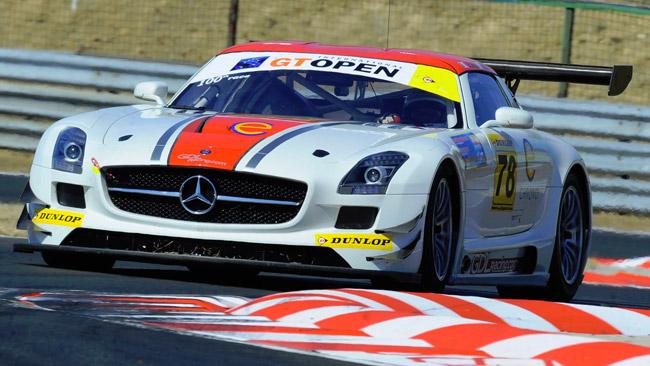 GDL Racing alla 24 Ore di Dubai con una Mercedes