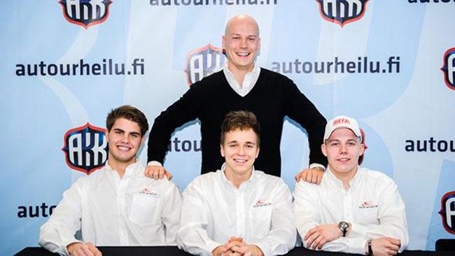 Vainio e Kujala completano la Koiranen Motorsport