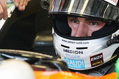Sutil si sente ancora in corsa per la Force India