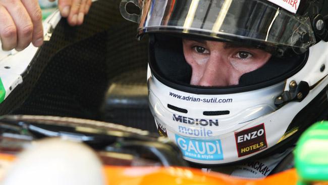 Sutil si sente ancora in corsa per la Force India