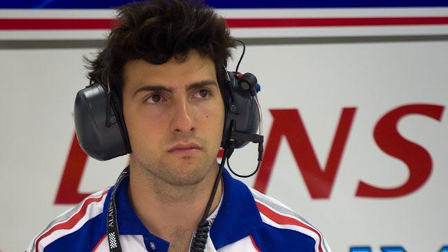 La Toyota conferma Andrea Caldarelli per il 2013