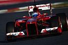 Barcellona, Day 3, Ore 11: Alonso in vetta con le soft