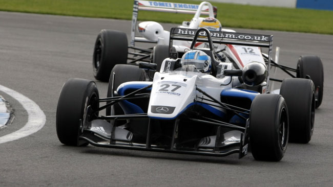La Double R Racing passa nell'Europeo
