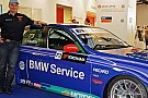 Fredy Barth passa sulla BMW della Wiechers Sport