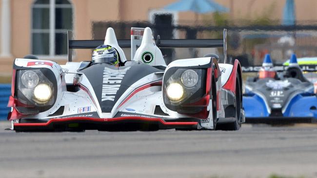 Sebring, Day 2: Graf e la HPD rispondono all'Audi