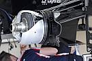 La Williams estremizza il raffreddamento dei freni