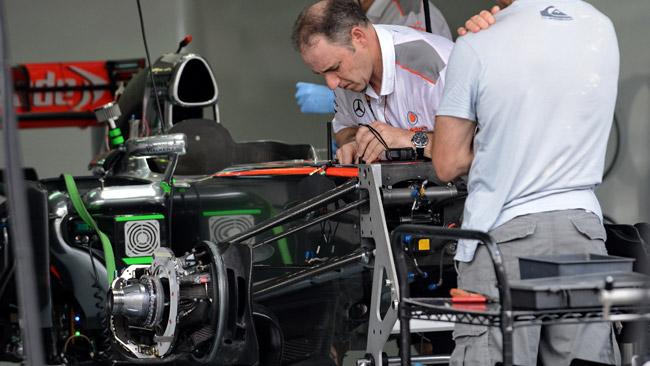 McLaren pronta a fare esperimenti sulla MP4-28