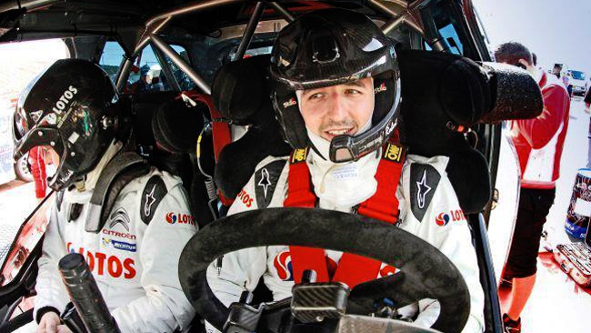 Canarie, PS3: Robert Kubica si conferma leader!