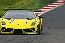 Buon esordio per Alessandra Brena sulla Lamborghini
