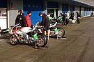 Jerez, Day 2, Ore 11: pista bagnata, ma esce il sole