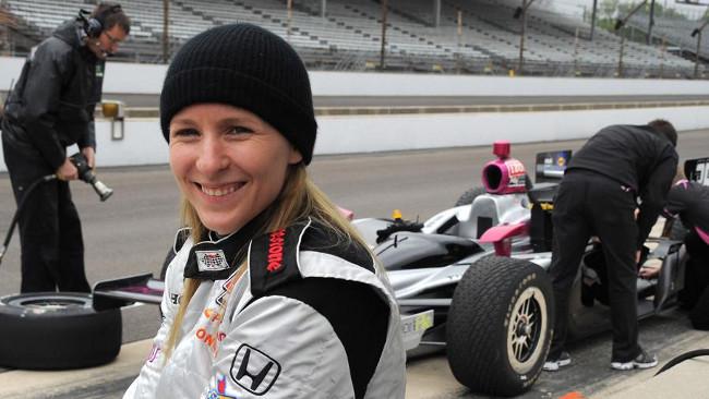 Pippa Mann torna alla 500 Miglia di Indianapolis