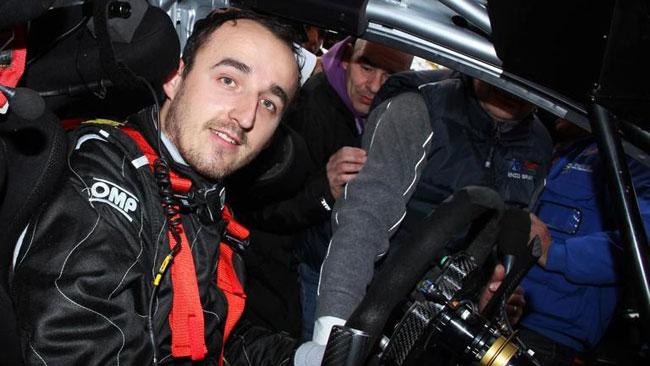 Kubica non ha interesse per le corse a ruote coperte