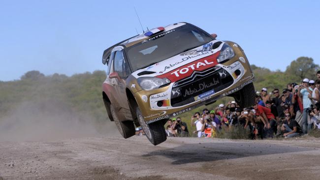 Argentina, PS10: Loeb chiude in testa la 2^ tappa