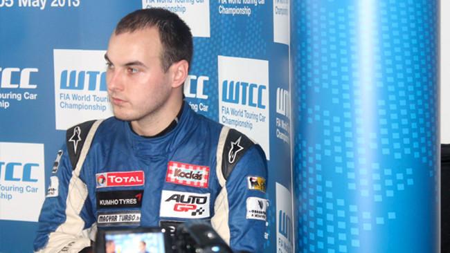 Tamás Pál Kiss pensa alla gara dell'Hungaroring