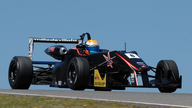 Hector Hurst in pole in gara 2 a Portimao