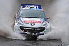 Corsica, PS1: Breen conduce davanti a Robert Kubica