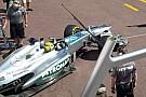 Montecarlo, Libere 1: c'è Rosberg davanti ad Alonso