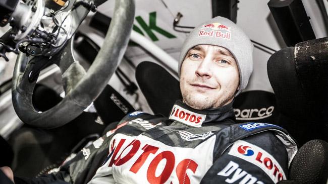 Kosciuszko lascia la Mini per una Ford Fiesta WRC