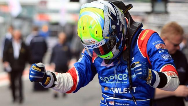 Will Buller vestirà i colori Fortec anche in Austria
