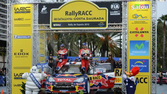 Tre speciali in notturna al Rally di Catalunya