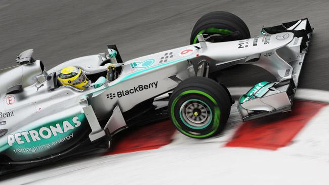 La Mercedes ritiene di non aver violato l'articolo 22