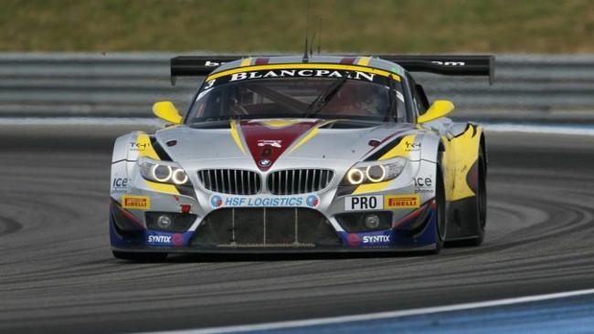 La BMW della Marc VDS fino in fondo!